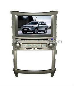 "7"" CAR DVD PLAYER with GPS for Hyundai Veracruz (TZ-HY705)"