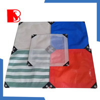 factory direct supplier waterproof PE tarpaulin pe coated tarpaulin outdoor furniture cover truck cover car bag tarpaulin