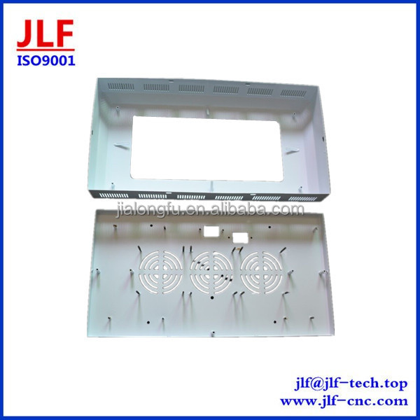 waterproof cold rolled steel led grow light housing