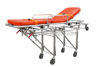 Medical Cheap Folding Ambulance Stretcher from Ningbo Factory