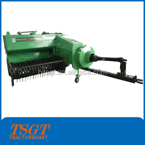 hot sale factory direct supply mini square hay baler for selling model FK2060