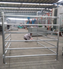 Hot-dip Galvanized Square tube livestock fence panel