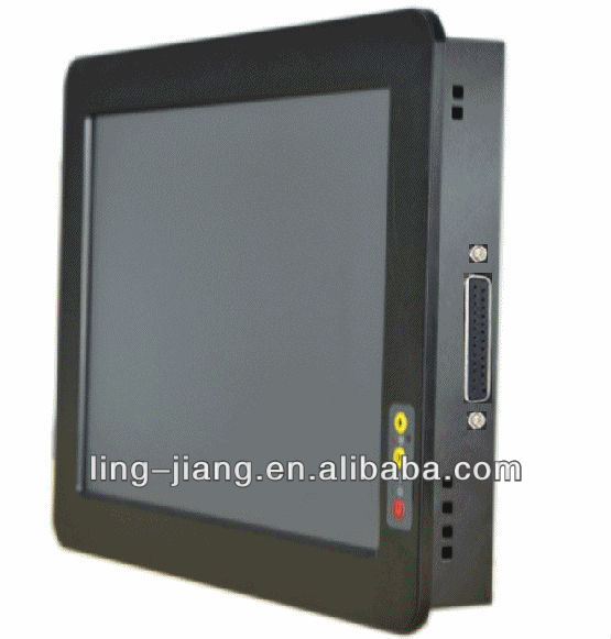 12.1 inch touch screen industrial panel pc with wifi/3G modal support (PPC-121C)