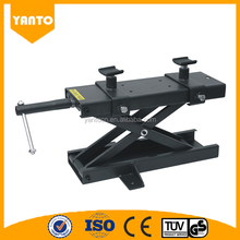 High Quality mini motorcycle lift stand 1100 lbs Scissor Jack Center Stand Table Lift for sale