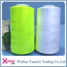 Color Polyester Thread Core Spun Yarns Mayorista
