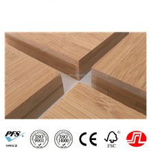 solid carbonized horizontal bamboo floor ground heating panel