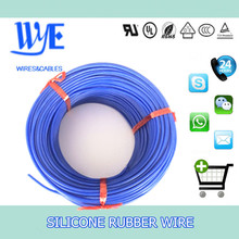 14AWG 16AWG 18AWG High Temperature silicone Rubber insulated wire
