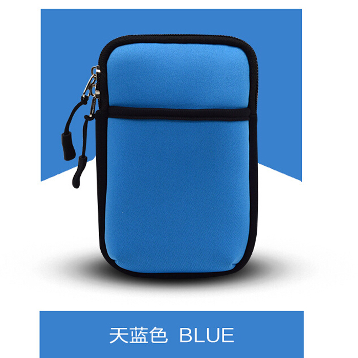 Promotional neoprene cover for mobile phone with top quality