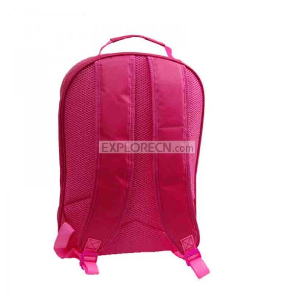 2016 full colors New Style Child School Bag