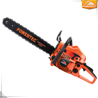 5800 gasoline chain saw for Germany market