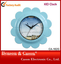 Cason Wall Clock With Fashional Cartoon Pictures
