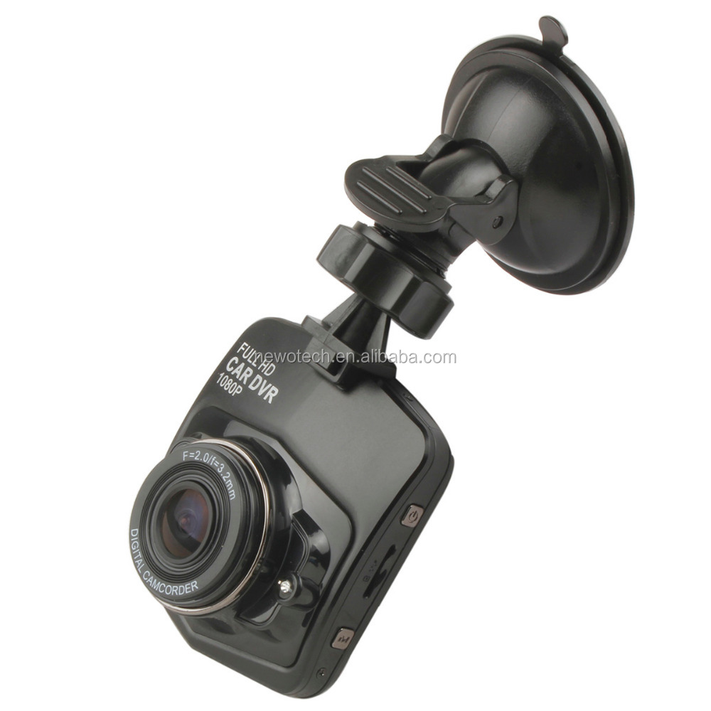 "2.3 "" Cube dash cam 1080p full hd car camera with motion detection Parking Monitoring"