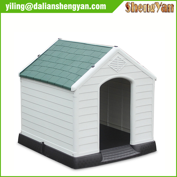 Portable PP Plastic Pet House Detachable Outdoor Dog House