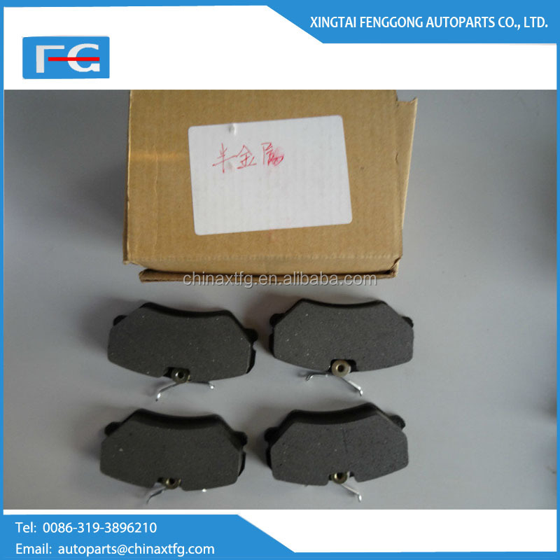 Universal Non-asbestos Motorcycle Brake Pads For Sale
