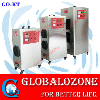 movable ozone machine