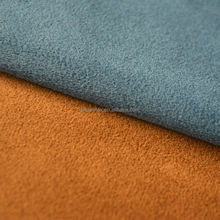 Wholesale micro knitting suede fabric