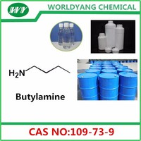 Worldyang CAS NO.109-73-9 99.5% Colorless transparent liquid Butylamine 1-Aminobutane; 1-Butanamine; n-Butylamine