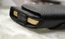 Premium Belt Holster Pouch Leather Case for iphone