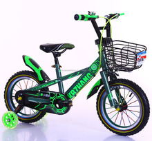 Newest Fashion PU Training Wheels Kids Bycicle Bike for Sale