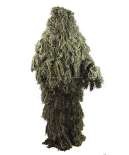 2017 Military Equipment (Ghillie suit) for Snipers and Police