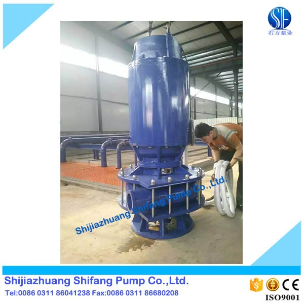 Vertical Electric Submersible Sand Pump Equipment