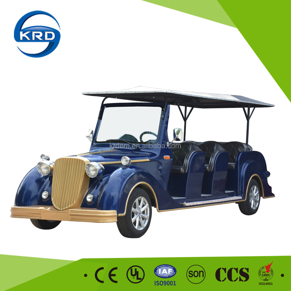 High Quality Electric Classic Car R7 8 passenger8