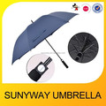 OEM High Quality Golf umbrella with straight auto golf umbrella