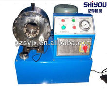 1/4''-2'' 4SP hydraulic hose crimping machine DX68 DX69