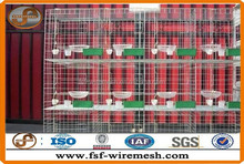 Anping factory Galvanzied metal Laying cages for rabbits / used rabbit cages for sale