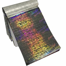 Excellent Machinability Metallic Holographic Film For Printing