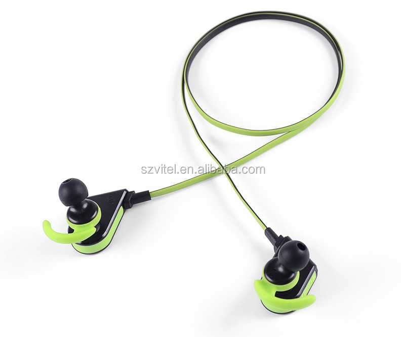 2017 New manufacturing sport in ear running jogging bluetooth headset