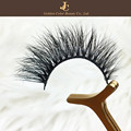3D faux mink eyelash super soft lithe free sample custom box nautral cruelty free