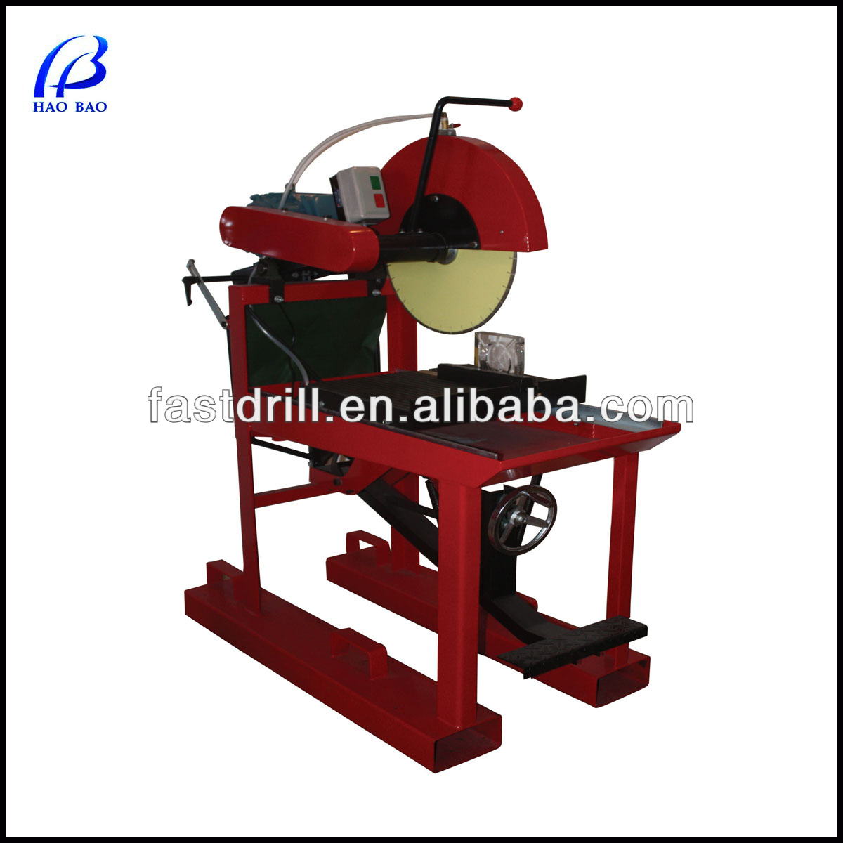 High Quality Solid Cement Brick Saw HMS600