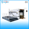 corrugated board automatic rotary die cutter machine for sale