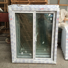 Cheap 5mm double pvc glass windows price