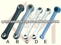 Bicycle Spare Cranks