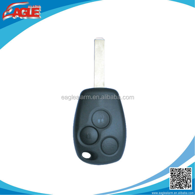 Original smart Car Key Blank color with with good quality