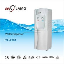 CB CE Approved ZY-208B Hot and Cold Pipeline POU Water Dispenser Cooler With RO/UF Filter