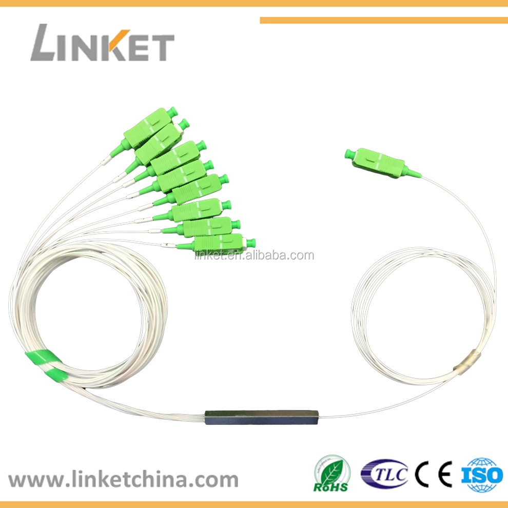PLC Splitter Ribbon Fiber