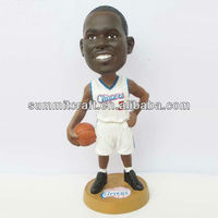 custom basketball Chris Paul bobble head dolls