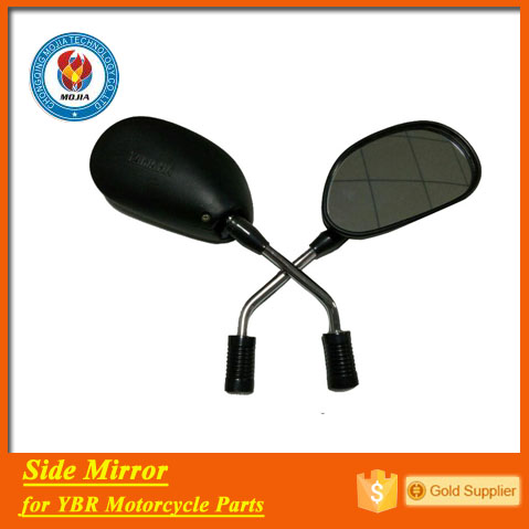 YBR spare side mirror internal motorbike parts china
