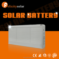 Rechargeable large capacity long lifespan built-in free maintenance Europe GEL storage pv solar battery 12V 150AH