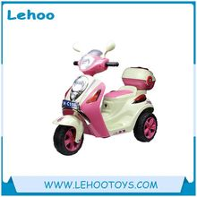 Cheap price custom kid electric car children ride on motocycle 6V for sale