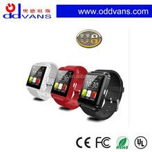 Promotion Smart buletooth U watch U8 watch for Android
