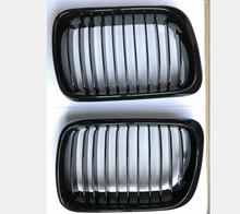 Auto Parts Front Grille For BMW E46 1998-2001M Power LED car grills