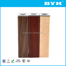 high quality shenzhen rohs wooden power bank case for nokia lumia 925