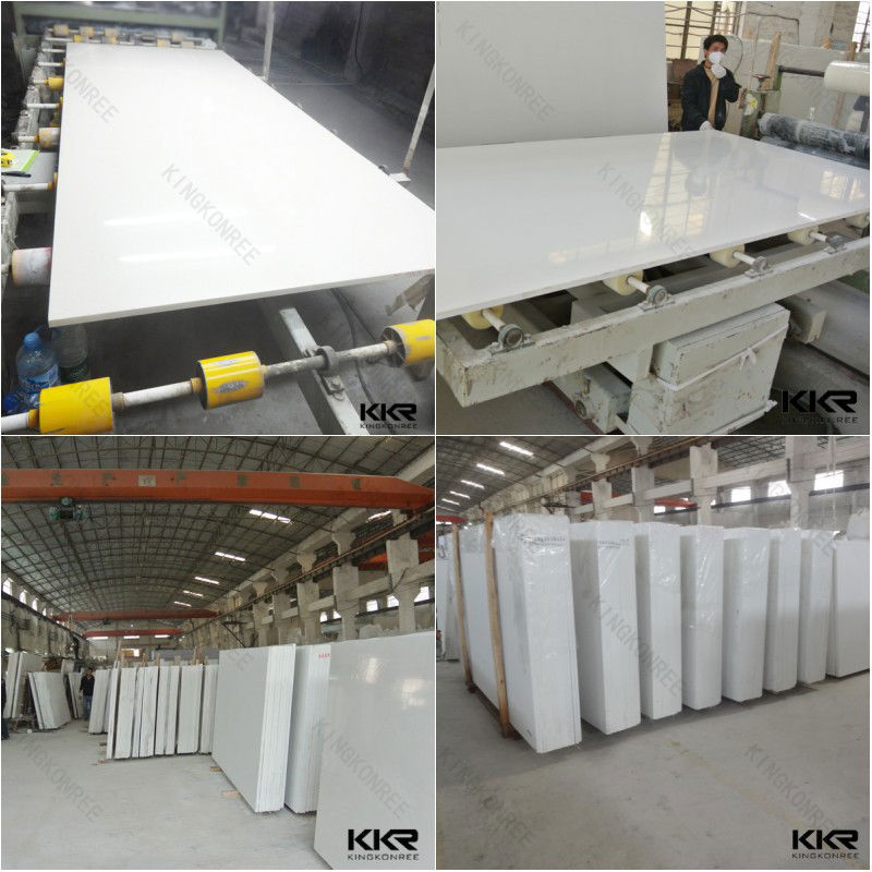 Kingkonree artificial quartz stone building material buy for Cheap construction materials