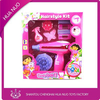 My hairstyle kit B/O hairdryer toy set