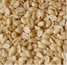 HIGH OLEIC BLANCHED PEANUTS SPLIT