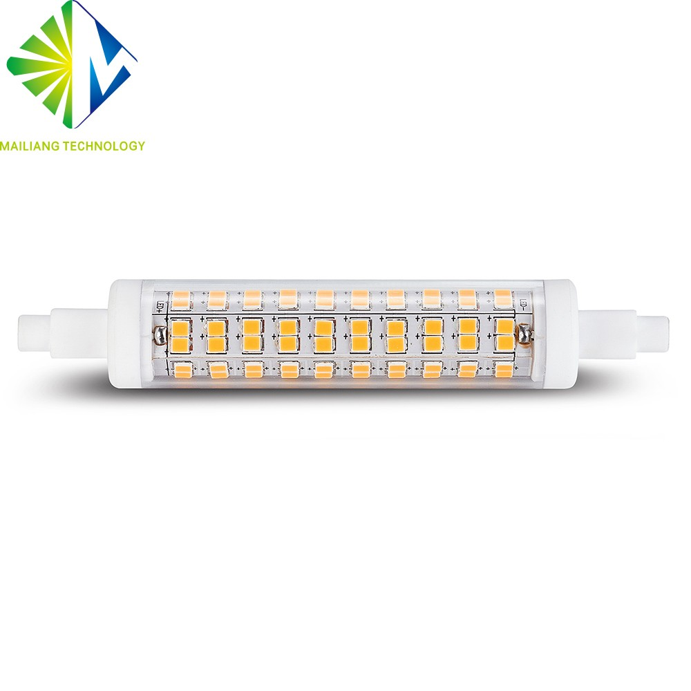 10W 1200lm 360 degree j118mm <strong>Led</strong> R7s for outdoor